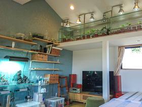 内装リフォーム趣味の時間を心ゆくまで堪能できる収納たっぷりのお部屋